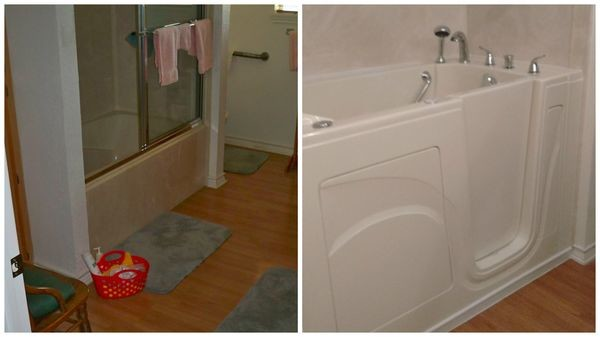 Walk in Tub Installation in Teague, TX (1)