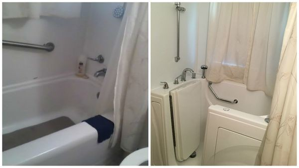 Walk in Tub Installation in Pampa, TX (1)
